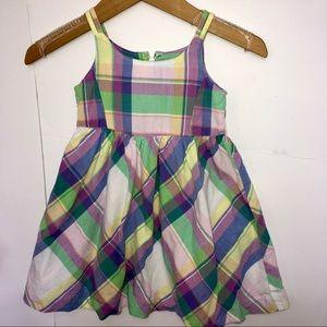EUC Chaps size 18 Months Baby Girls Dress